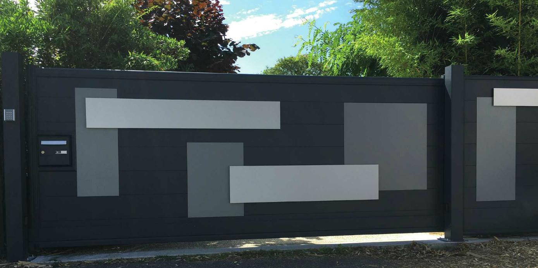 portail vente et installation de portillons et portail. Black Bedroom Furniture Sets. Home Design Ideas